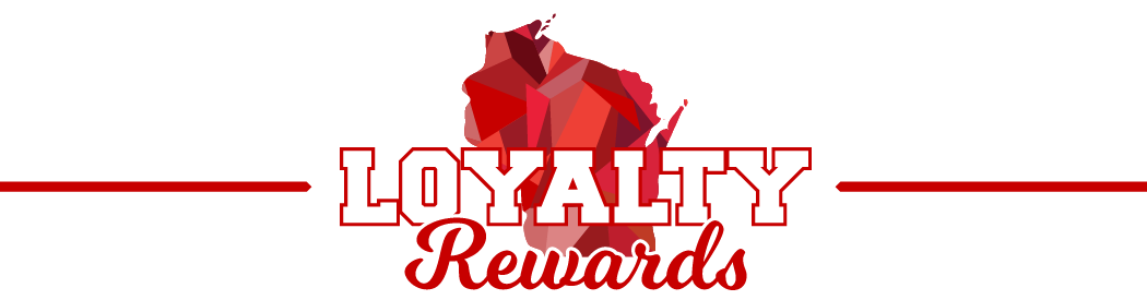 Earn rewards for being a Loyal Badger