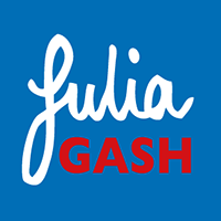 Julia Gash Logo
