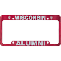 Alumni License Plate Frames