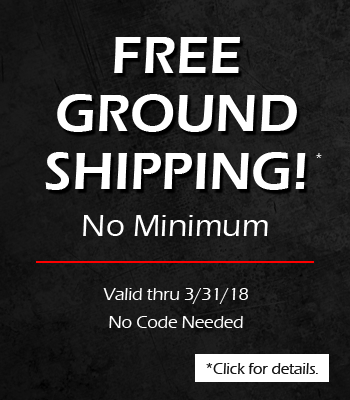 *Free ground shipping to a contiguous U.S. delivery address. Excludes previous purchases, textbooks, wooden chairs/rockers, diploma frames, framed artwork, and drop-ship items. This offer cannot be combined with any other offers. Contact the Online Sales Department with online order questions: onlinesales@uwbookstore.com or call 1-800-993-2665, x5997. Valid thru 3/31/18 until 11:59pm - CST.