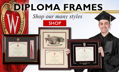 Shop our many styles of diploma frames.
