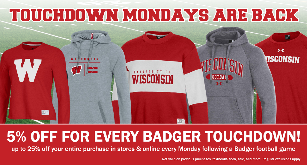 Touchdown Monday is Back!