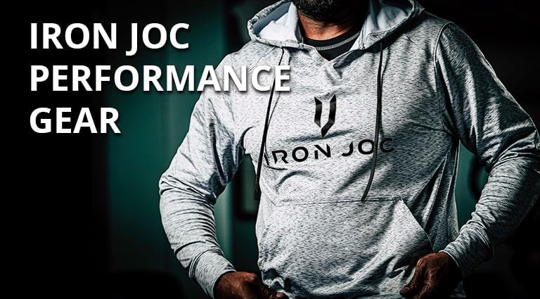 NEW! Iron Joc