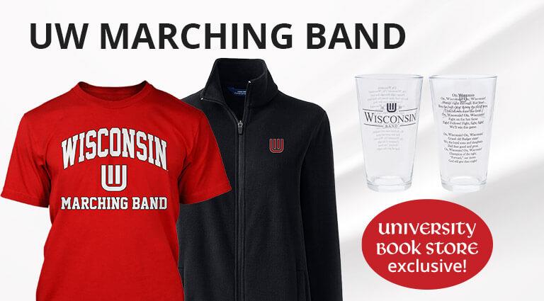 UW Marching Band Merchandise - University Book Store Exclusive
