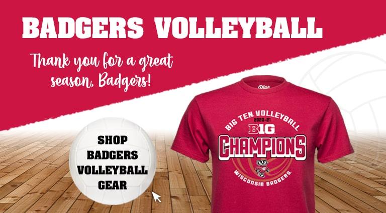 Wisconsin Volleyball Gear