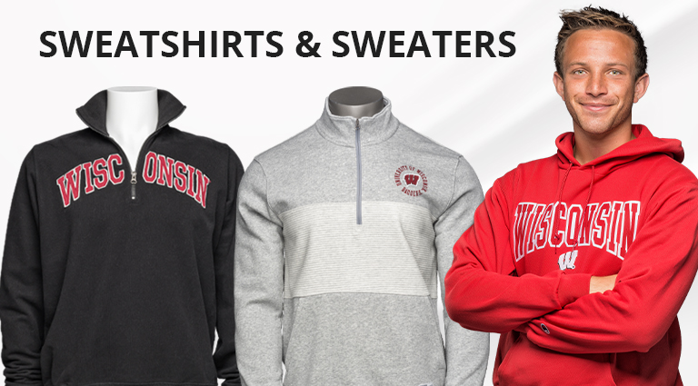 Men's Sweatshirts & Sweaters